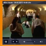 Aikido bei ORF Wien Heute